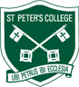 St Peters College logo